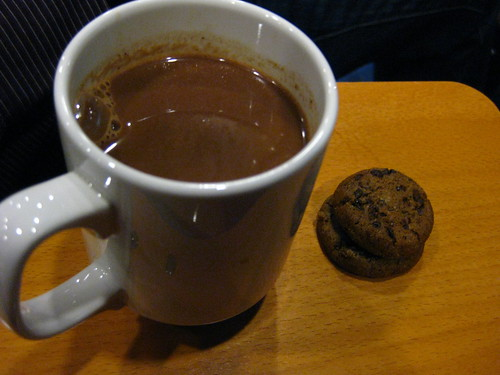Cocoa and Cookies for Bedtime Stories