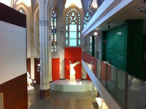 El AURA en el arte y Museo de Reproducciones Bilbao by LaVisitaComunicacion