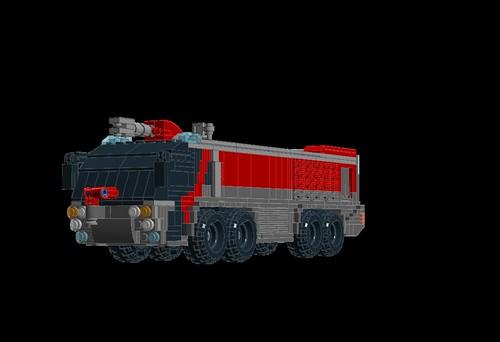 Rosenbauer Panther 8×8 MA-5