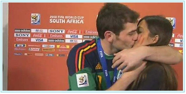 Beso Casillas Carbonero
