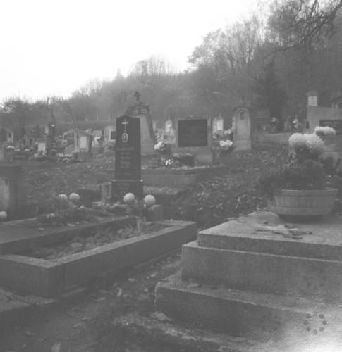 Brennberg, temető