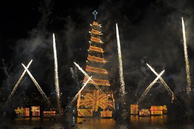 Árvore de Natal 2011 - Foto: Elisângela Leite