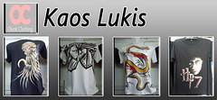 KAOS LUKIS E1 CREATIVE