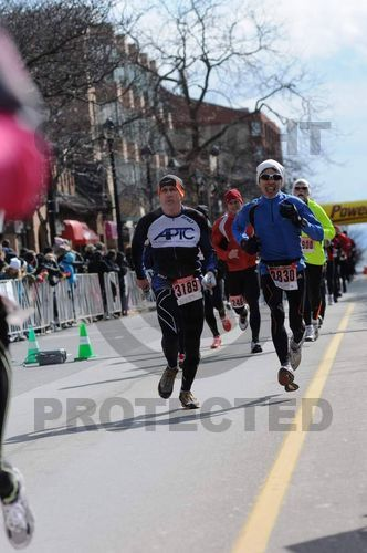 Finish line sequence #2