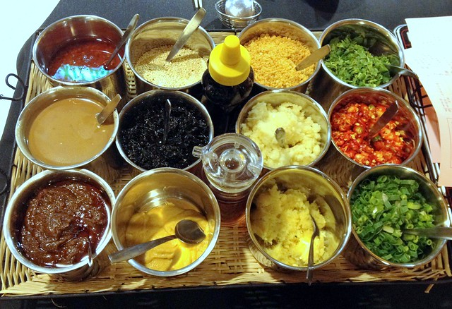 Dipping Condiments