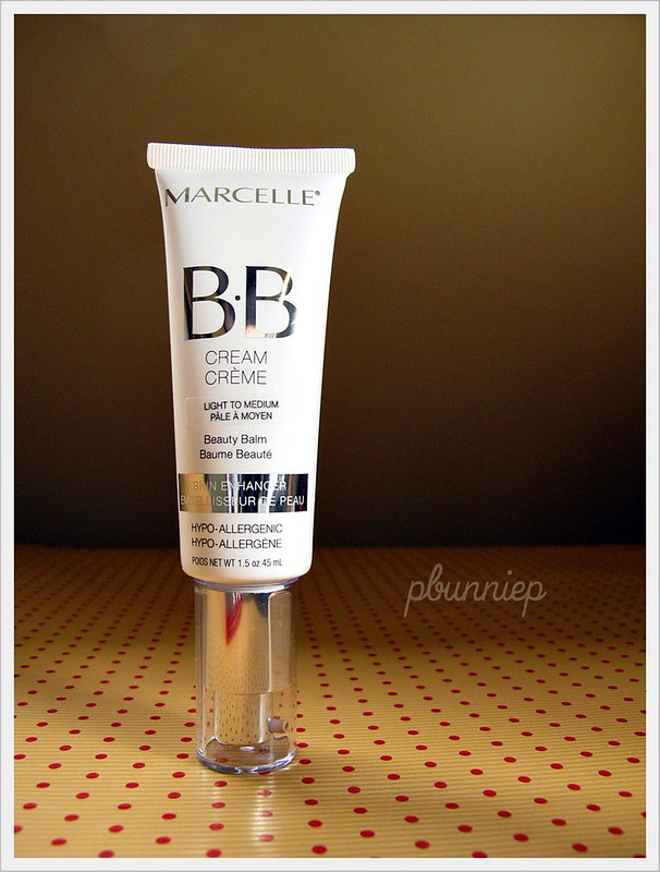 Marcelle BB Cream 01