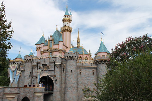 Sleeping Beauty Castle