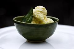 Kaffir Lime Ice Cream (27-01-11)