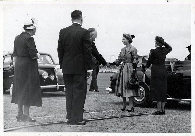 Royal visit 1954 - Whyalla