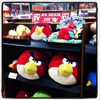 Can I declare Angry Birds over?