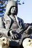 Johnny Ramone memorial, L.A. Day of the Dead/Dia de los Muertos, Hollywood Forever