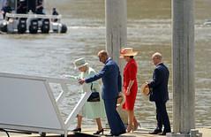 Queen Elizabeth Brisbane Visit