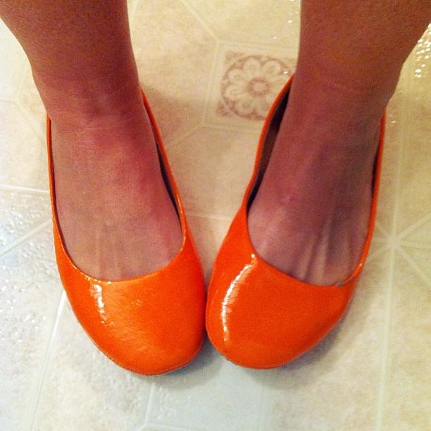 New Indoor Shoes