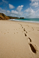 Porthcurno by Stephen Walford Photography
