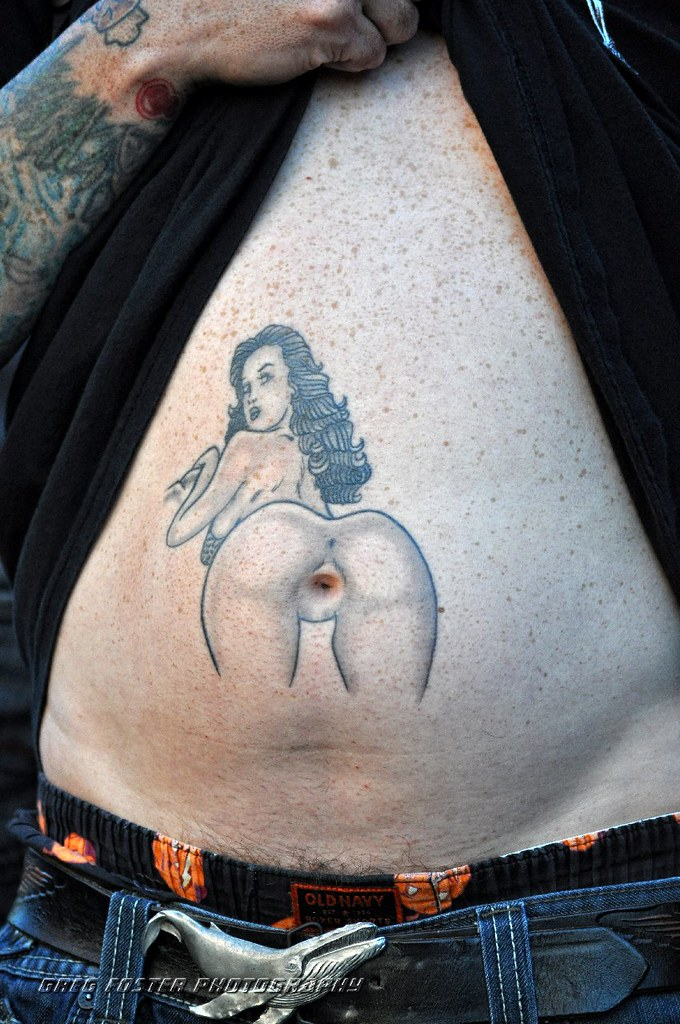 Nastiest tattoos ever remarkable