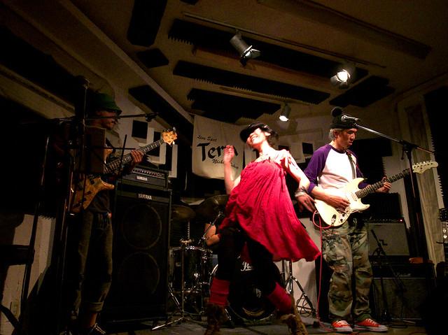 アキノギ&春日善光 live at Terra, Tokyo, 27 Oct 2011. 144