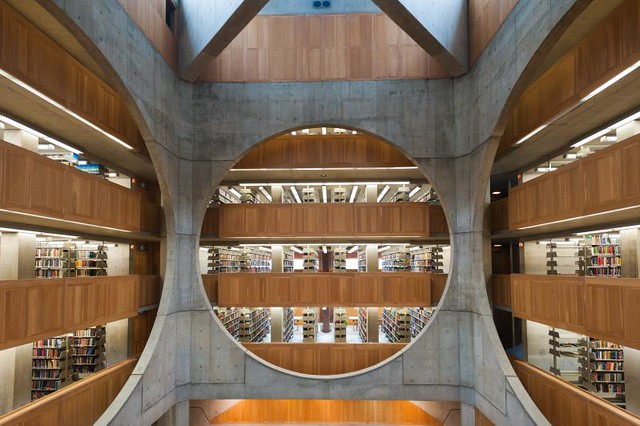 Phillips Exeter Academy Library Exeter Nh Flickr