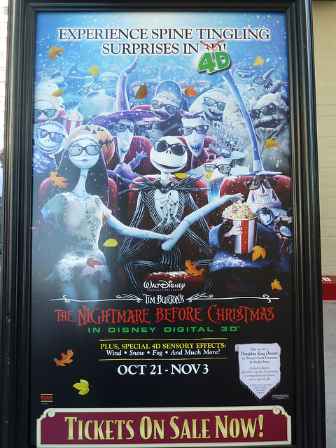 ... The Nightmare Before Christmas' film in 4D | Flickr - Photo Sharing