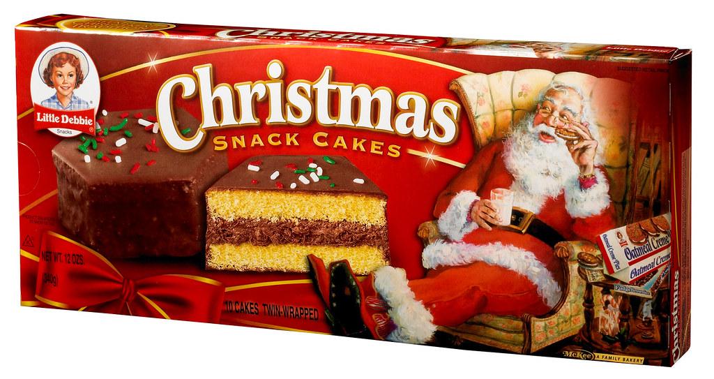 Little Debbie Cakes Christmas Www Picswe Com