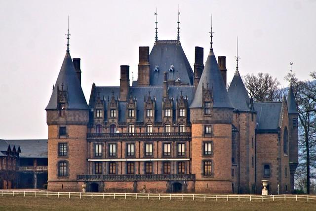 Chateau de st just