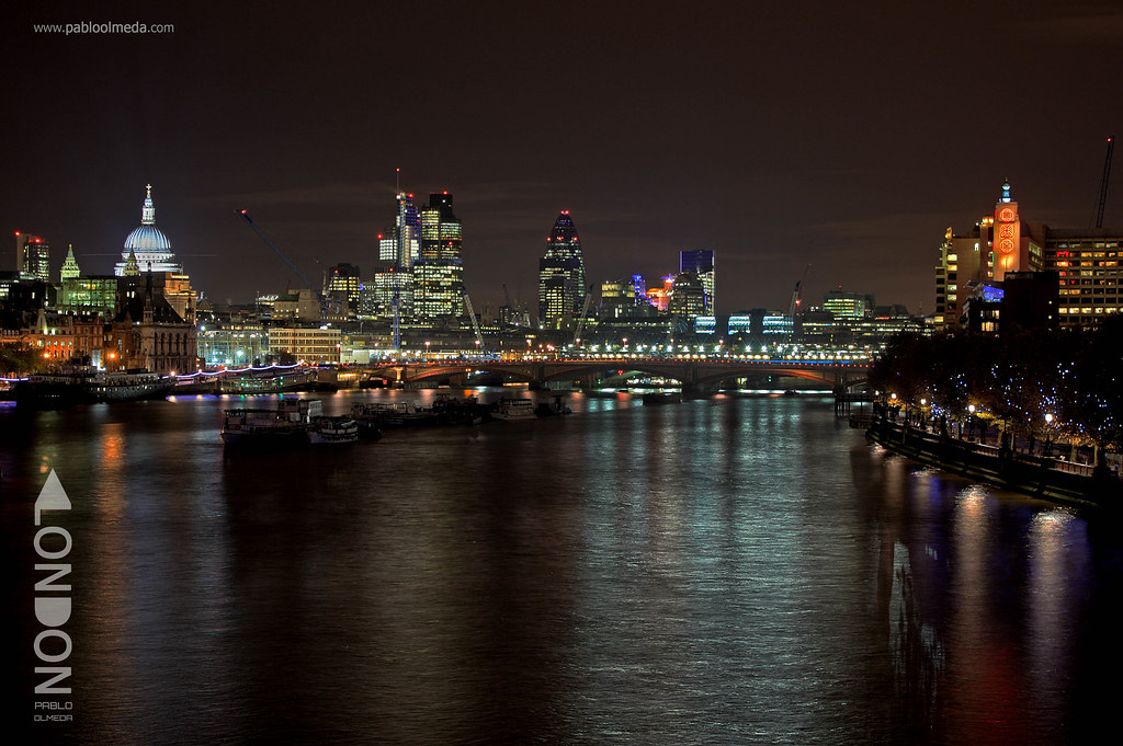 From Waterloo Bridge