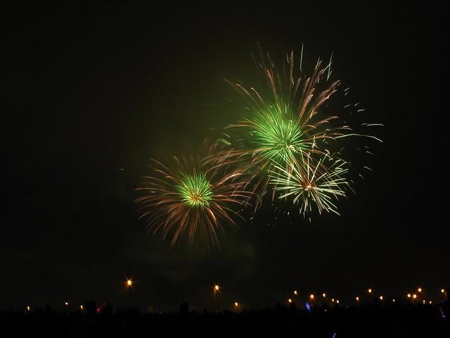 Blackheath Fireworks 2011