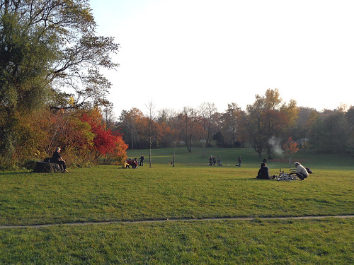 Volkspark hasenheide, Berlin-Neukölln