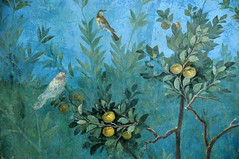 Detail, Garden Frescos, Villa Livia, photographer unknown
