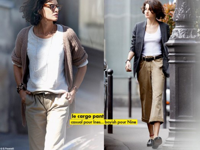 Parisian Chic By Ines De La Fressange Song Of Style