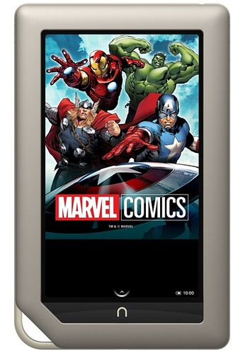 Barnes & Nobles Nook Tablet