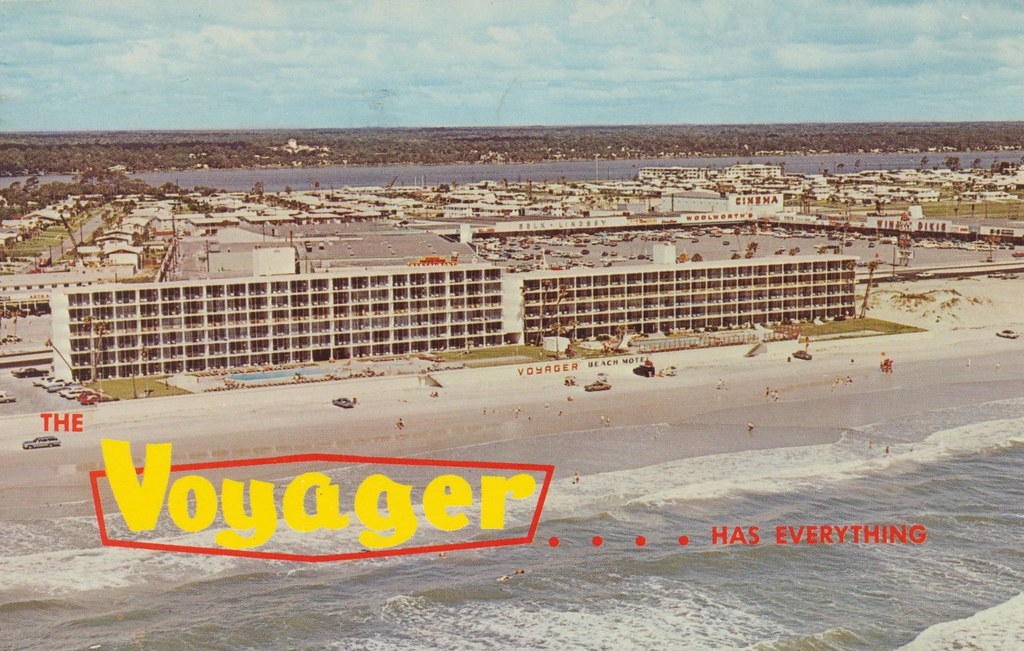 Voyager Beach Motel - Daytona Beach, Florida