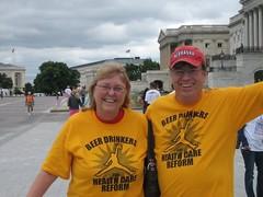 Nebraskans make it to DC