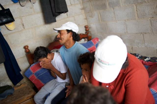 Compassion Bloggers visit Ecuador