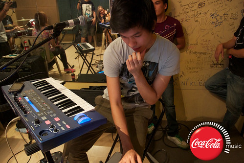 Mobbstarr and Someday Dream Coke Music Studio - 16
