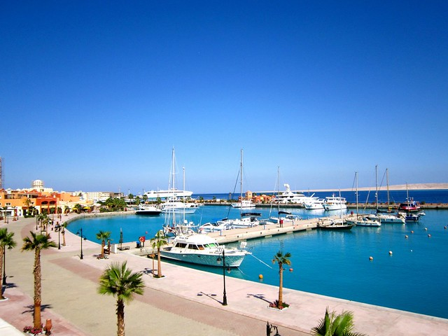Hurghada, Egypt - Flickr CC Gigi Ibrahim
