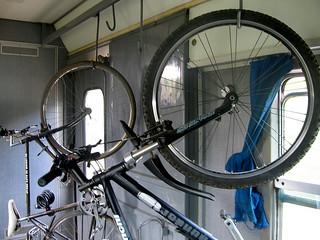 vagone bici