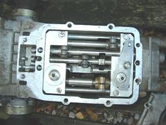 citroen 2cv 5 speed gearbox