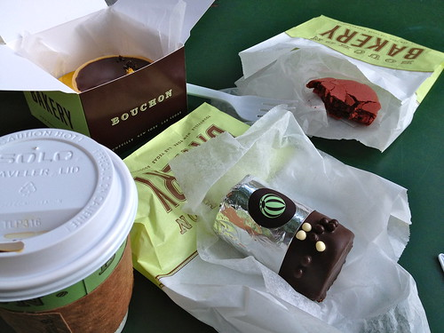 our bouchon bakery picnic!