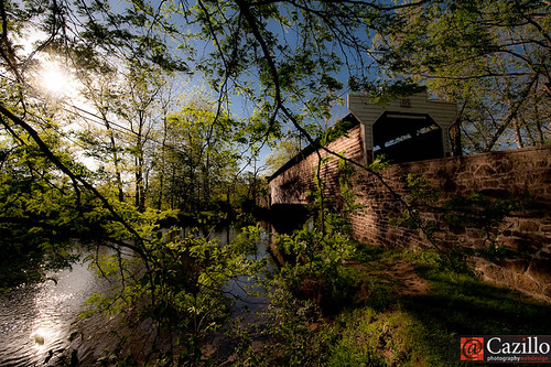 Kennedy Covered Bridge
