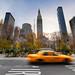 New York, Yellow Cab