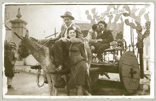 Tijuana Postcard