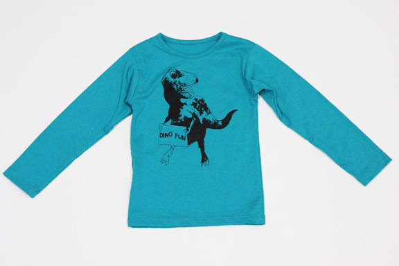 Dino tee shirt