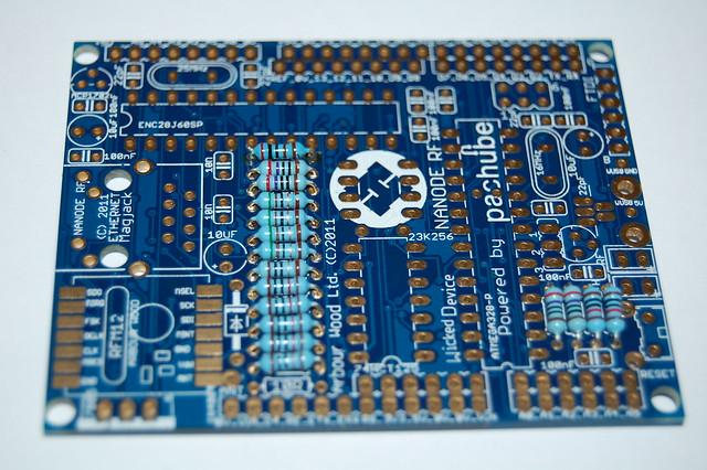 AG1 - Step 6 - 1R Resistor
