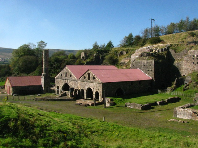 Ironworks Landscape