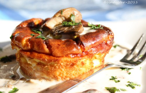 budino cipolle con fonduta taleggio funghi trifolati-whb310
