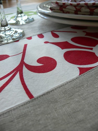 Jenny: Christmas Table Runner