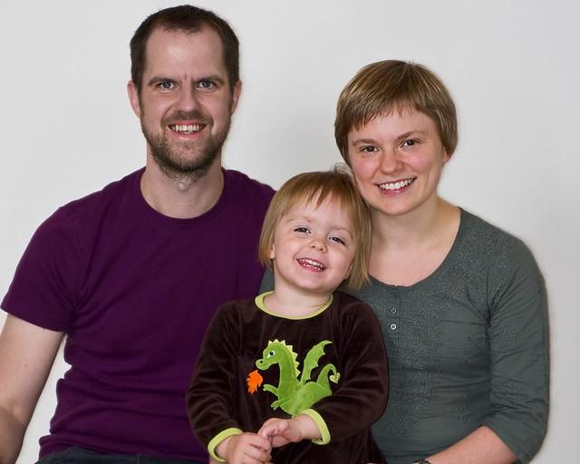 Familjefoto 2011