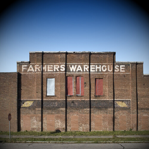 Gerard Wilson, Farmers Warehouse, 2007