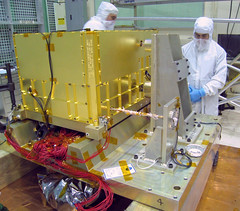 The Sample Analysis at Mars (SAM)