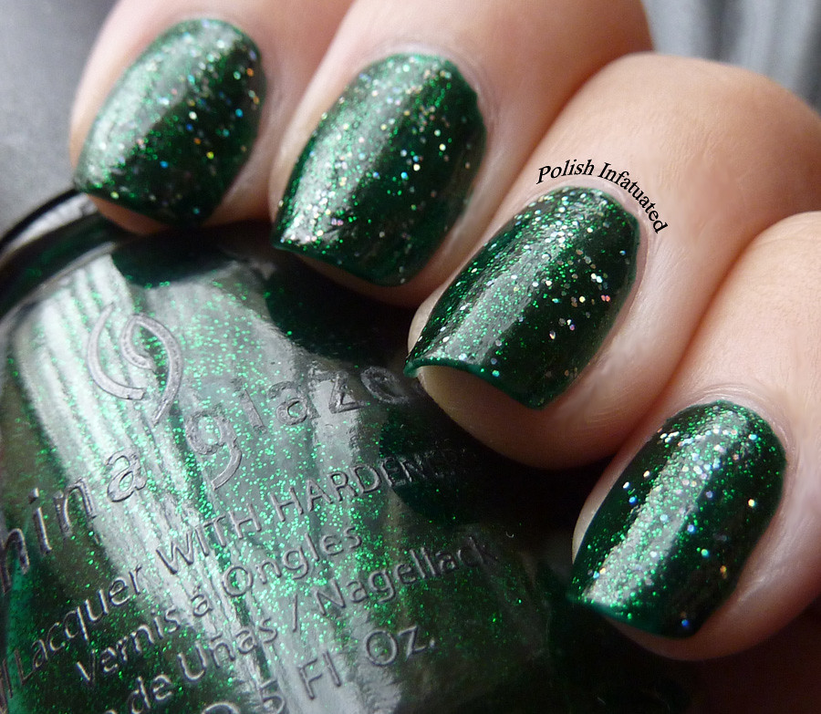 emerald sparkle with atlantis